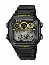 Hodinky Casio AE 1300WH-1A