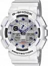 Hodinky Casio G-Shock GA 100A-7A