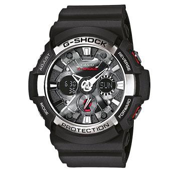 1c08988e8e Hodinky Casio G-Shock GA 200-1A - Hodinky Casio a Citizen