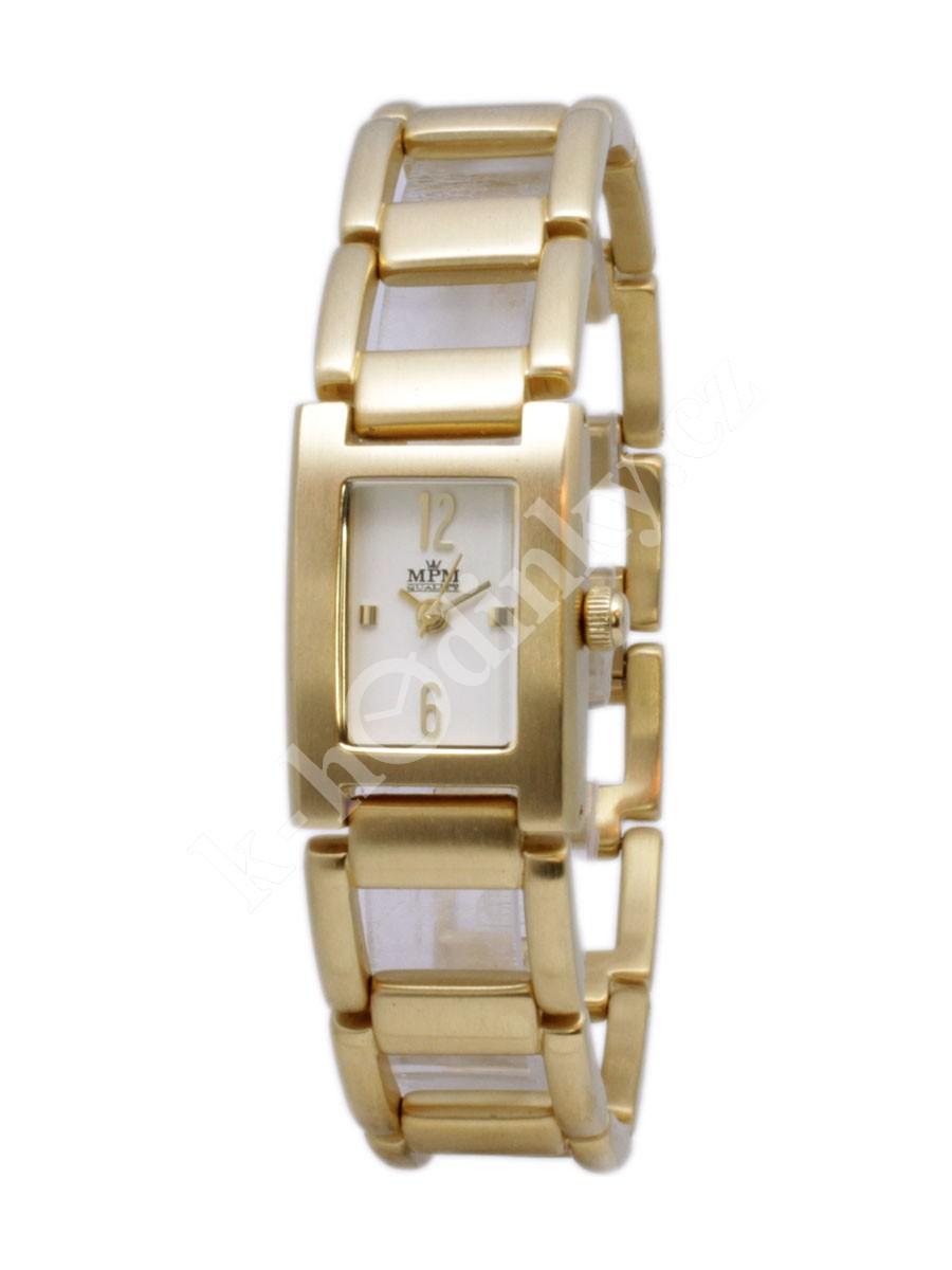 Dámské hodinky MPM K0580 - Hodinky Casio a Citizen ab7638efff7