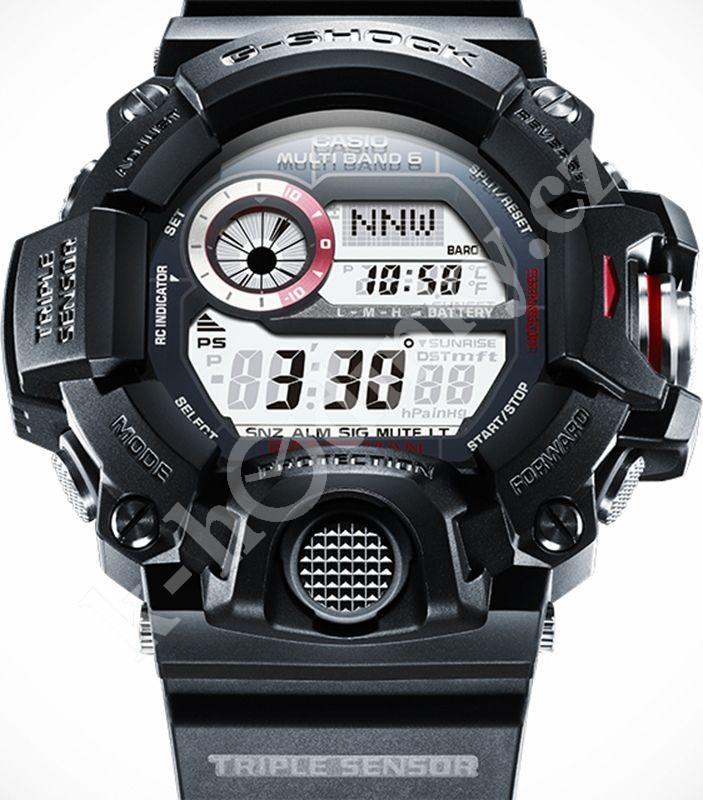 dc65d66a28d Hodinky Casio G-Shock GW 9400-1 Rangeman