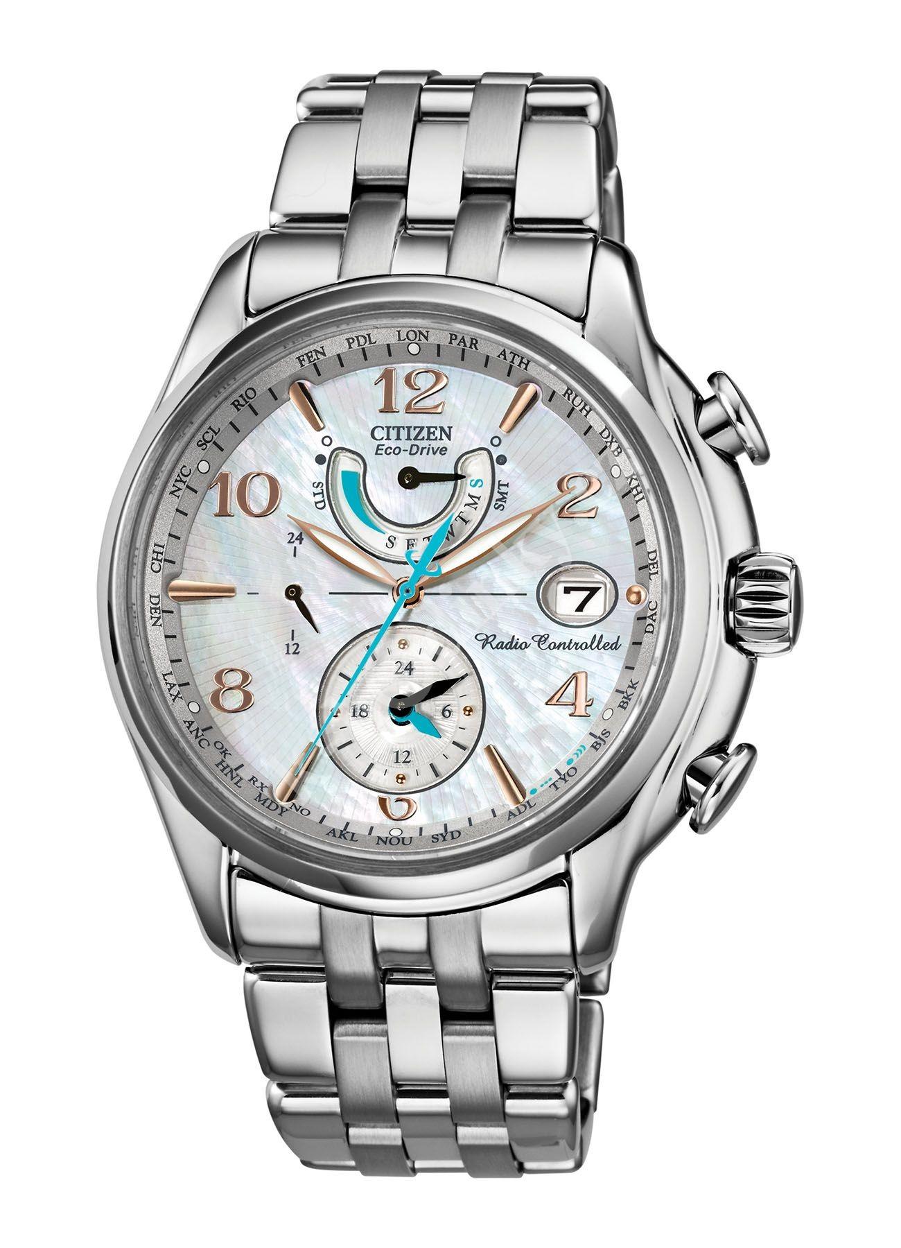 Dámské hodinky Citizen FC0000-59D - Hodinky Casio a Citizen 6dc52cf98d