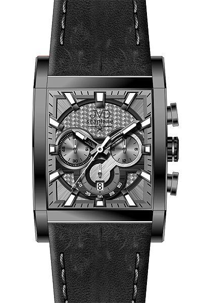 Pánské hodinky JVD W54.1 Seaplane - Hodinky Casio a Citizen fb353ae627c