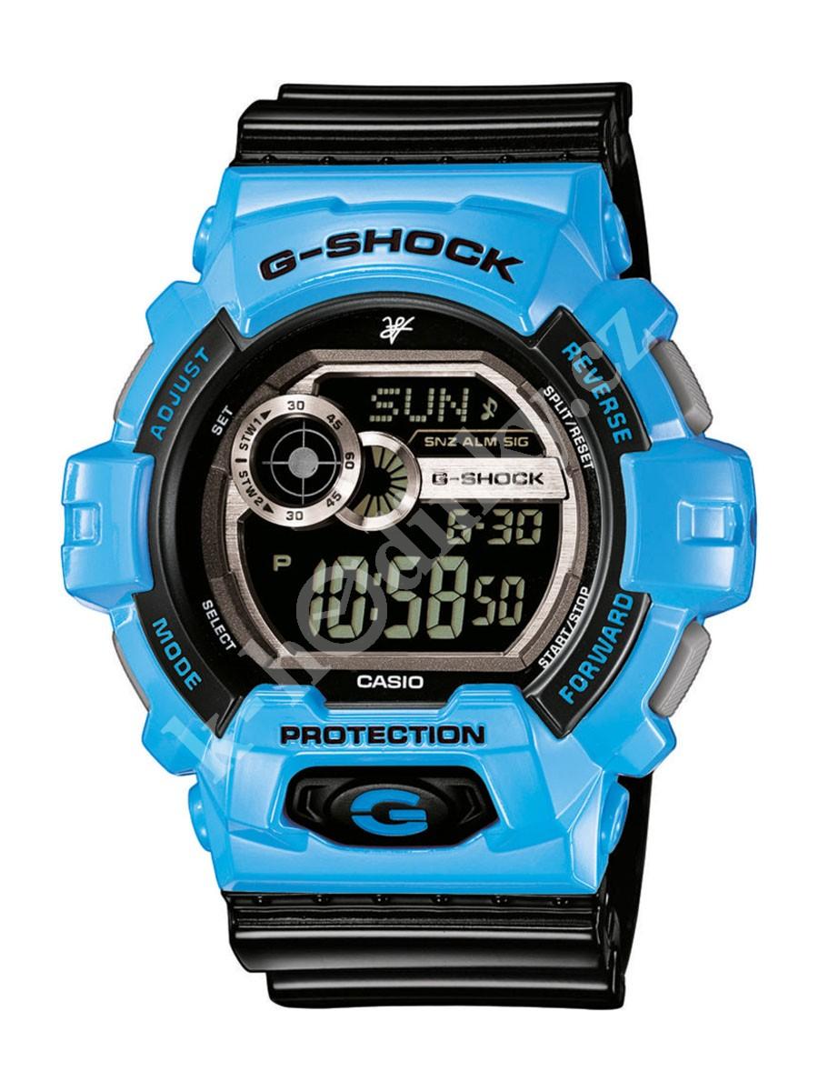 Hodinky Casio G-Shock GLS 8900LV-2 Louie Vito Edice - Hodinky Casio ... 038b8e5c22d