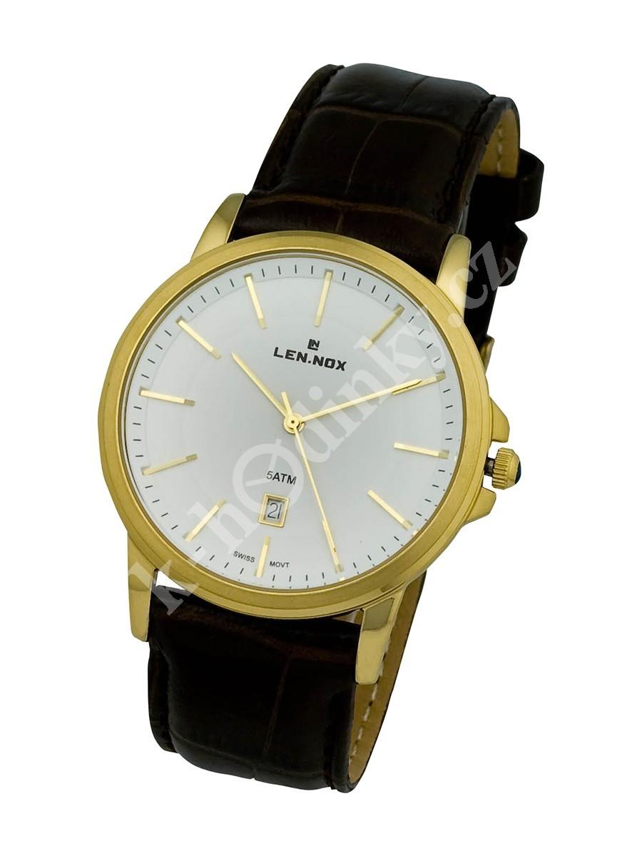 e851f5c4e Dámské hodinky Len.Nox L L565GL-7 - Hodinky Casio a Citizen