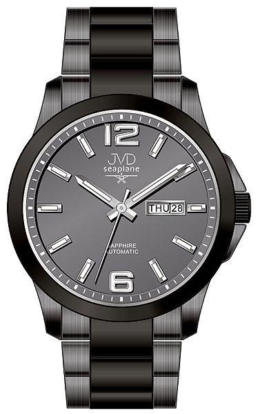 f13ba0673de Pánské hodinky automatické JVD JS29.4 Seaplane - Hodinky Casio a Citizen