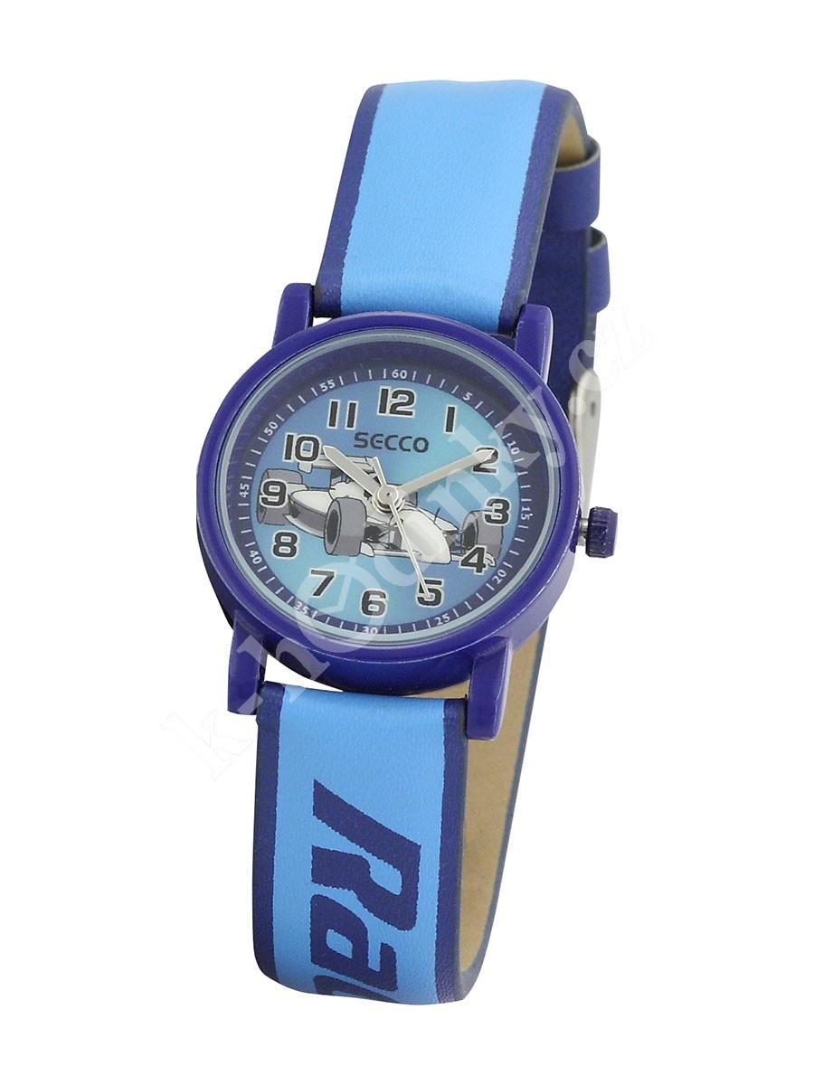 Dětské hodinky Secco S K126-5 formule racing - Hodinky Casio a Citizen 00f8fa2b69b