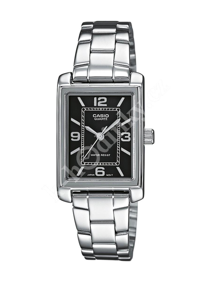 Dámské hodinky Casio LTP 1234D-1A - Hodinky Casio a Citizen a51dcfd45fe