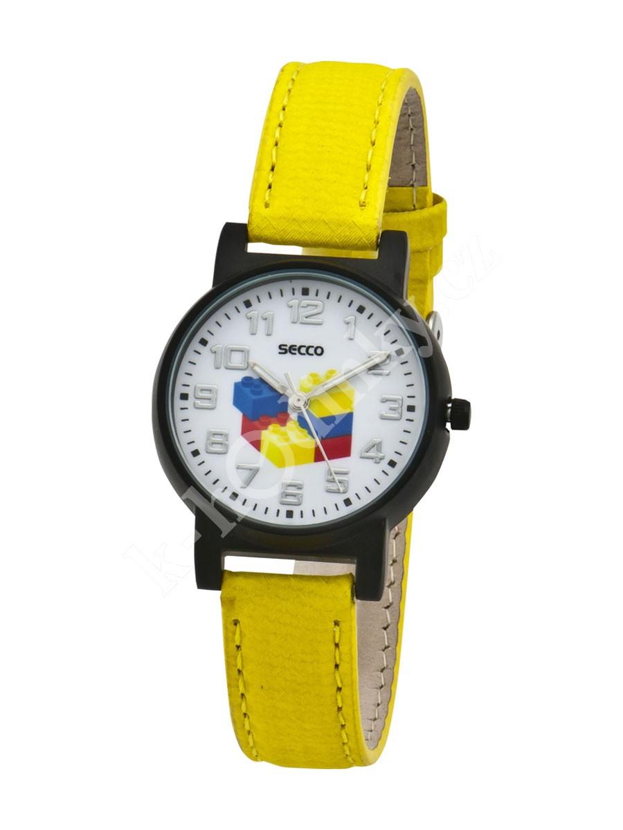5f450ad9de6 Dětské hodinky Secco S K133-9 Puzzle - Hodinky Casio a Citizen