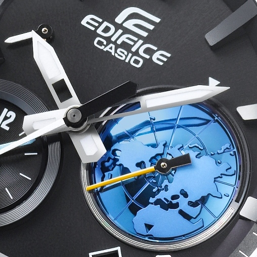 Hodinky Casio Edifice EQB 600D-1A2 Bluetooth 1298fe6bebe