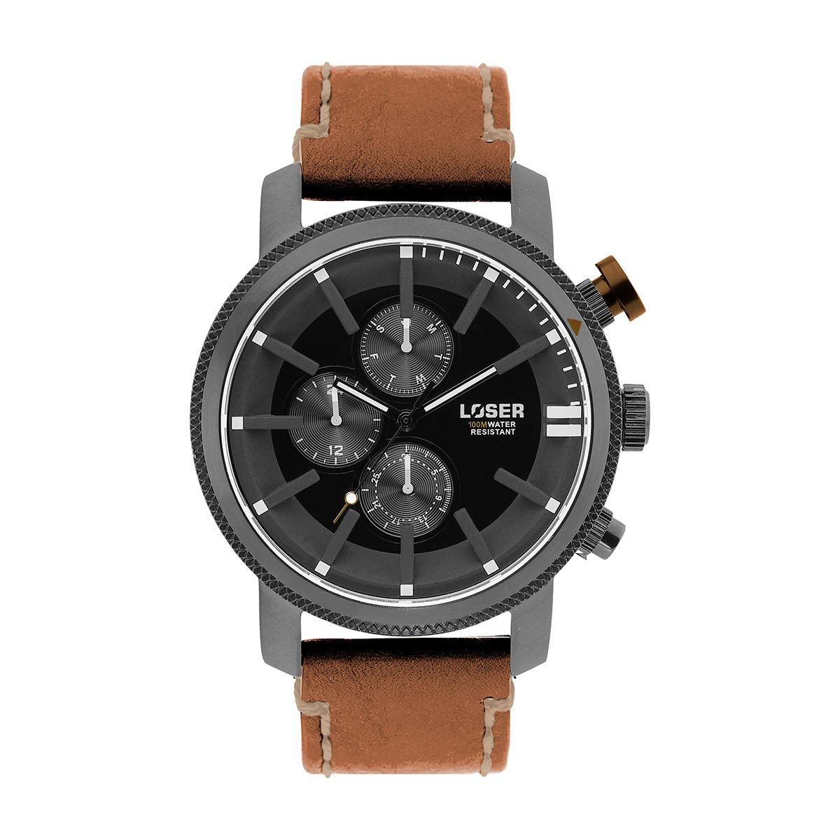 Pánské hodinky LOSER Legacy BROWN SHADE LOS-L02 - Hodinky Casio a ... aa1ded2033