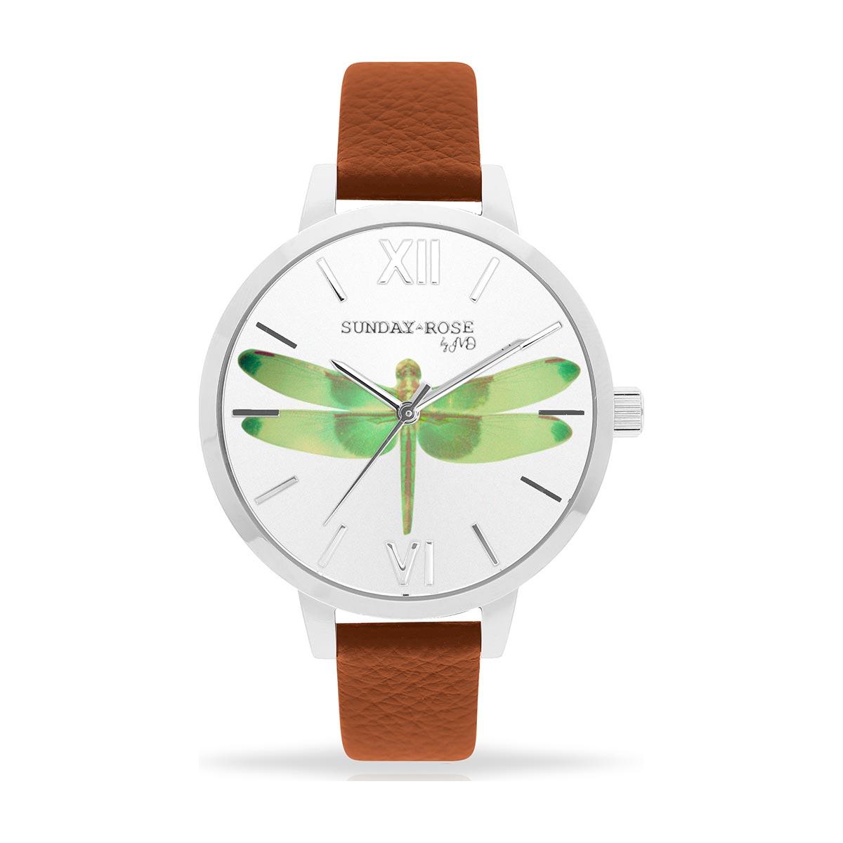 Dámské hodinky SUNDAY ROSE Alive FLY 123bd4e646