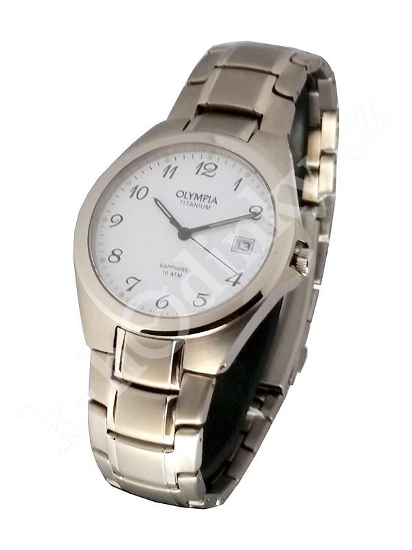Pánské hodinky Olympia 12017 - Hodinky Casio a Citizen c7ee7b06f56