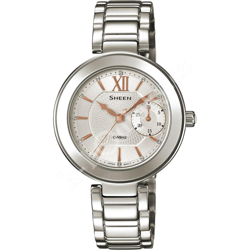 Dámské hodinky Casio Sheen SHE 3050D-7A - Hodinky Casio a Citizen 7f48303ee6