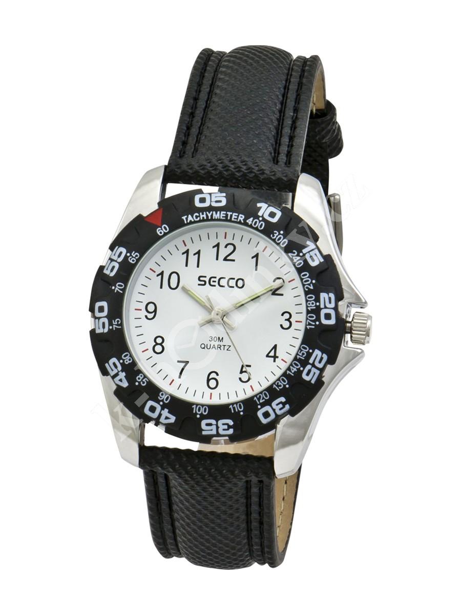 c42079a7671 Dětské hodinky Secco S K130-3 - Hodinky Casio a Citizen