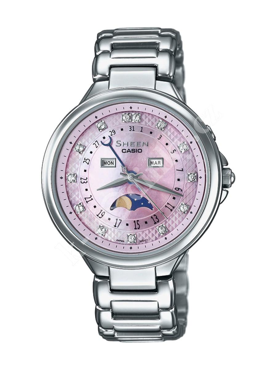 Dámské hodinky Casio Sheen SHE 3044D-4A - Hodinky Casio a Citizen 519e231600