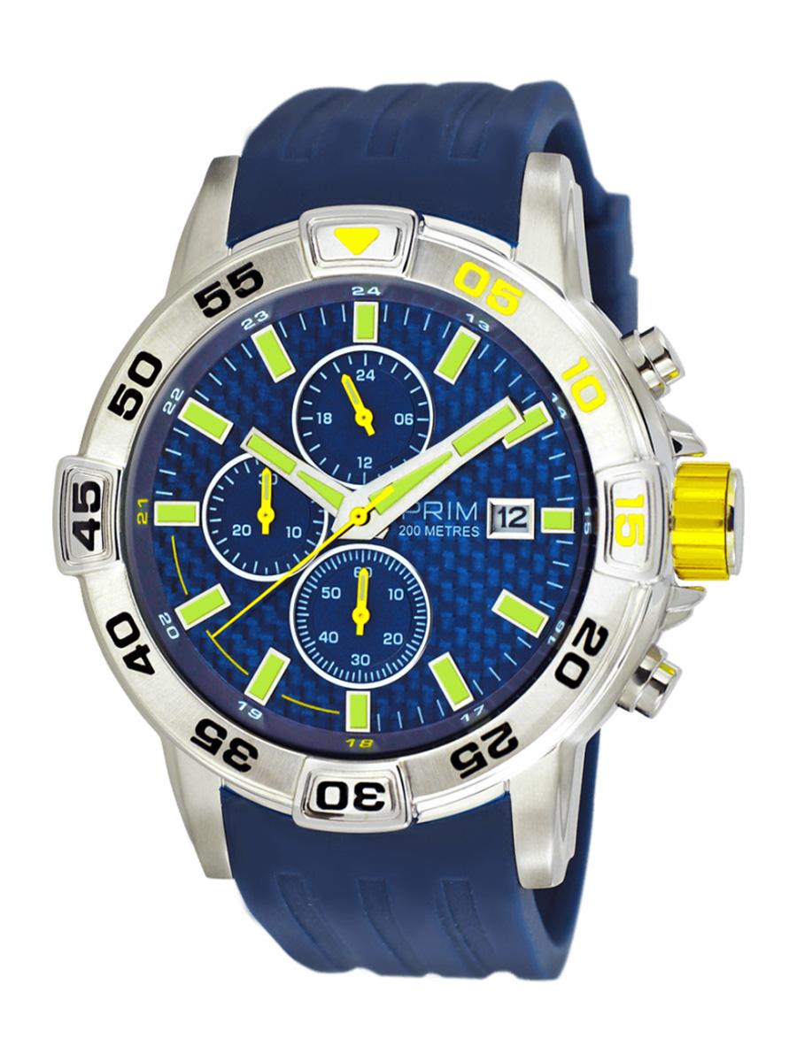 Pánské hodinky Prim Carbon Fiber W01P.13026.D - Hodinky Casio a Citizen 45426d14f8