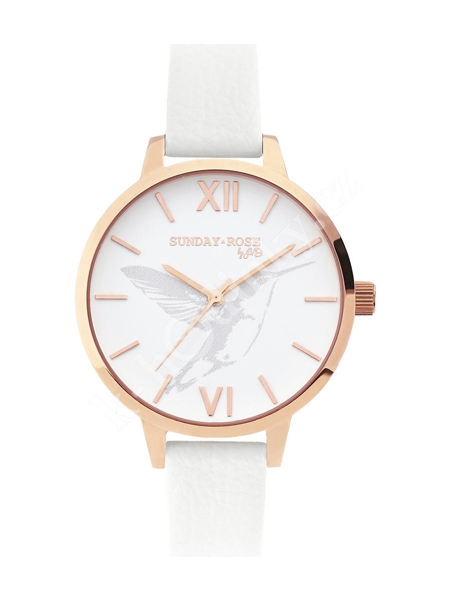 Dámské hodinky SUNDAY ROSE Spirit FREEDOM - Hodinky Casio a Citizen a876e23cd2