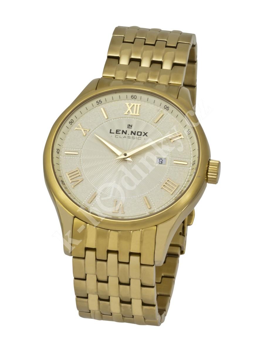 Pánské hodinky Len.Nox LC M409G-9 - Hodinky Casio a Citizen 70c858db00