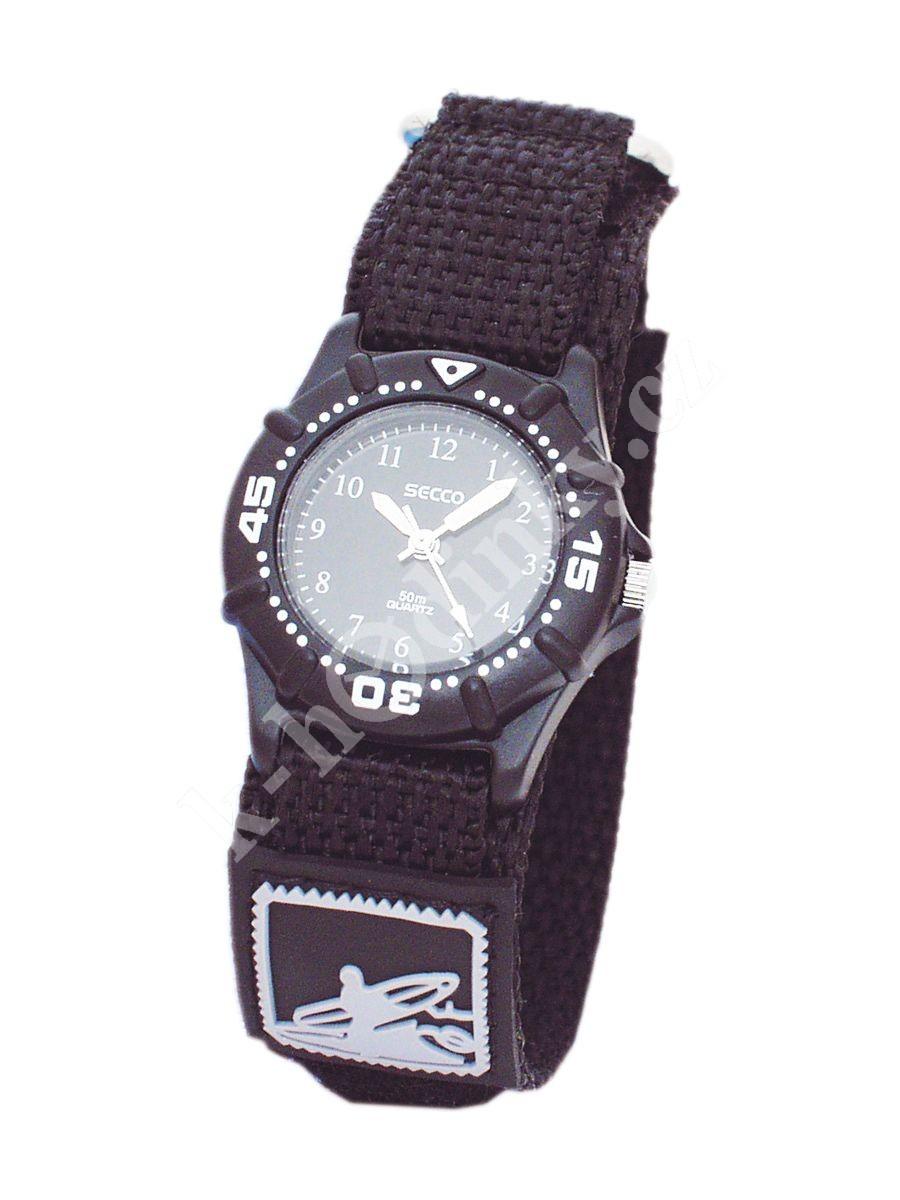 Dětské hodinky Secco S A6835 f7c2f8c20a