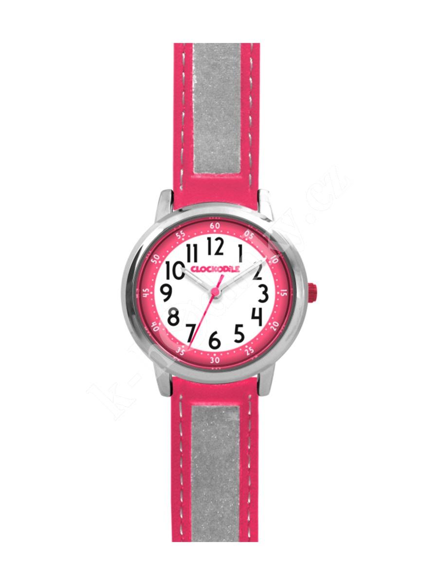 Dětské hodinky Clockodile CWX0012 reflexní pásek - Hodinky Casio a ... 87de368e0e