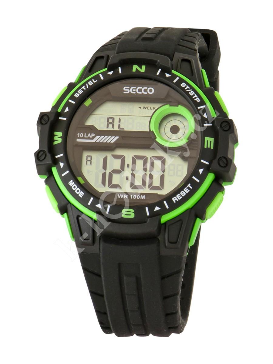db93e36b1 Pánské hodinky Secco S DCY-006 - Hodinky Casio a Citizen