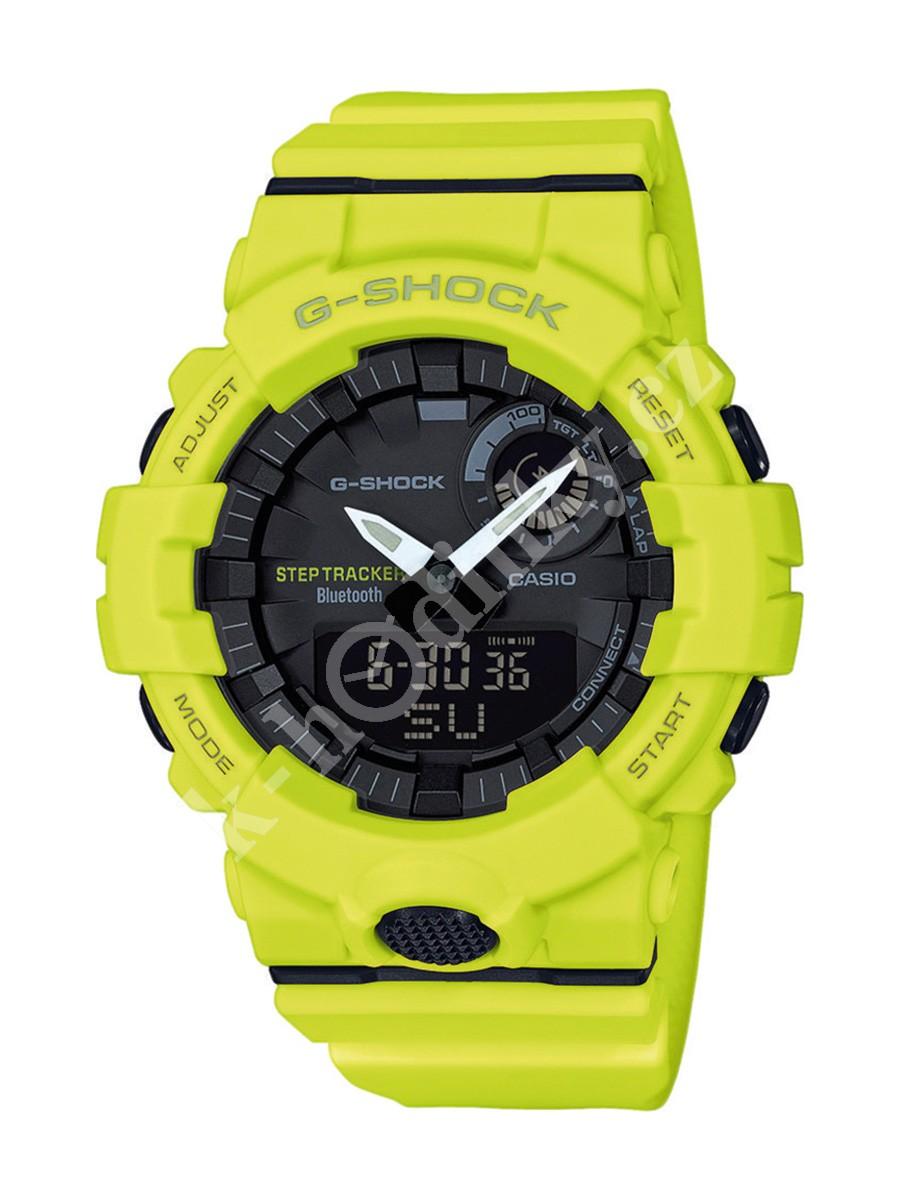 Pánské hodinky Casio G-SHOCK GBA 800-9A cdb0f2872e
