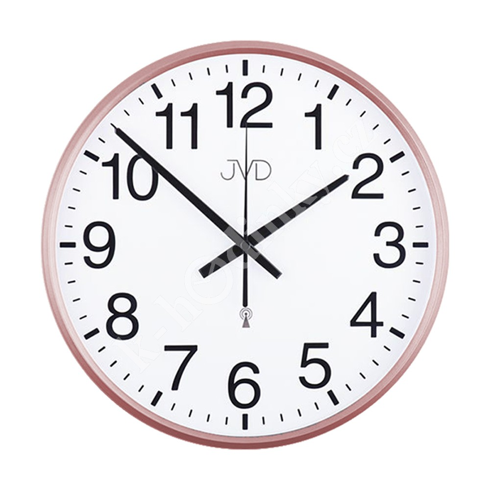 6a29ec27538 Rádiem řízené hodiny JVD RH684.5 - Hodinky Casio a Citizen