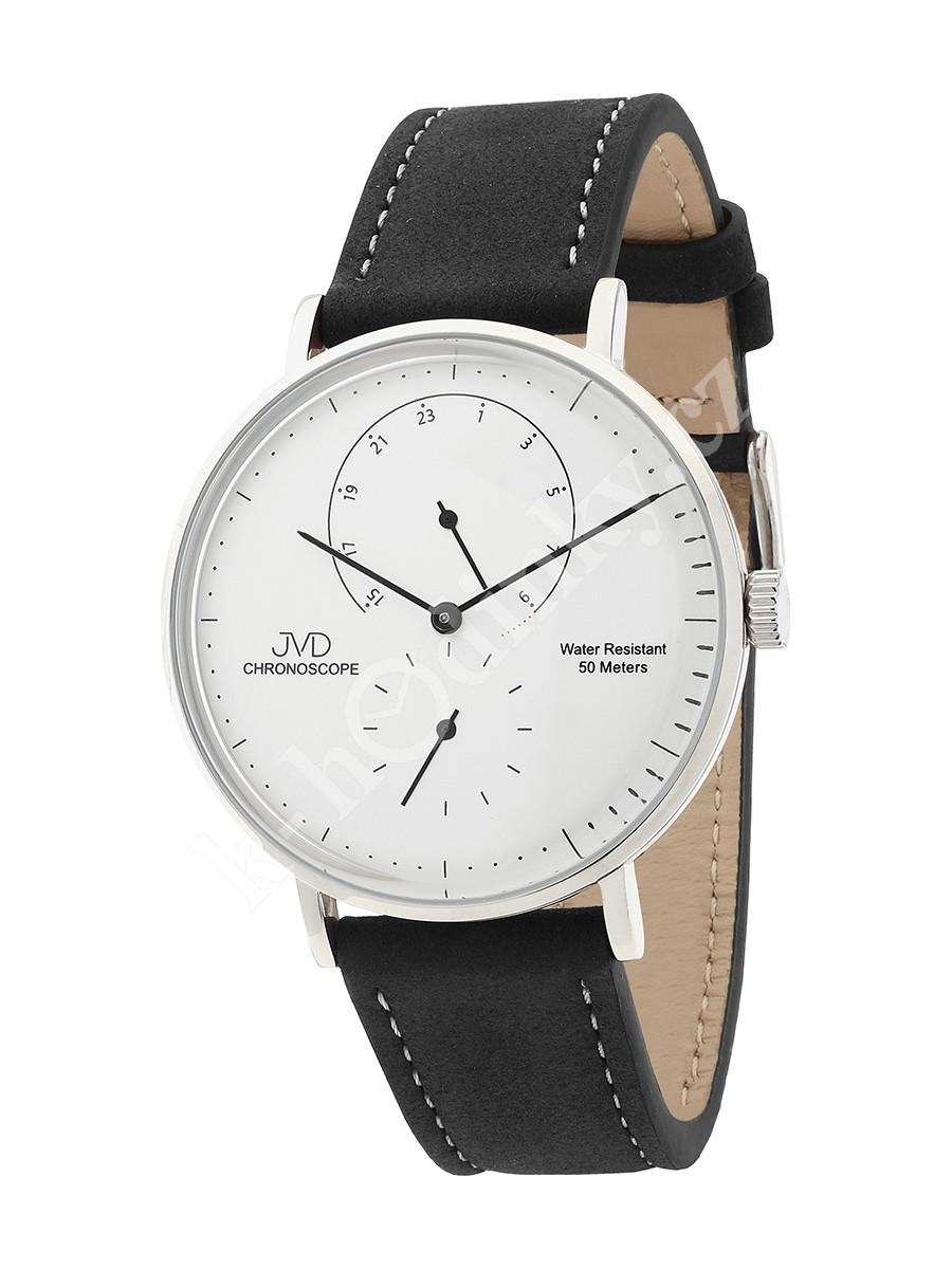 Pánské hodinky JVD JG7001.1 - Hodinky Casio a Citizen c0434dbd5c