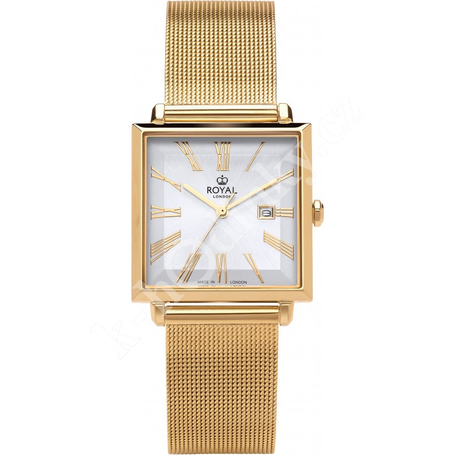 Dámské hodinky Royal London 21399-08 - Hodinky Casio a Citizen 5e3333100c