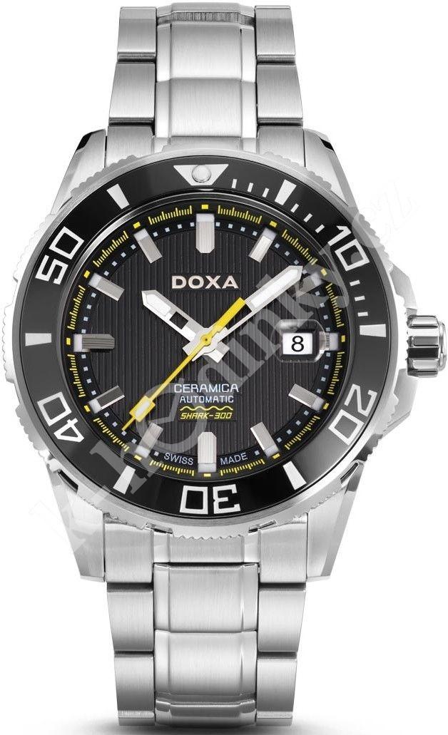 982a82c03 Pánské hodinky Doxa D127SBY Automatic Into The Ocean - Hodinky Casio ...