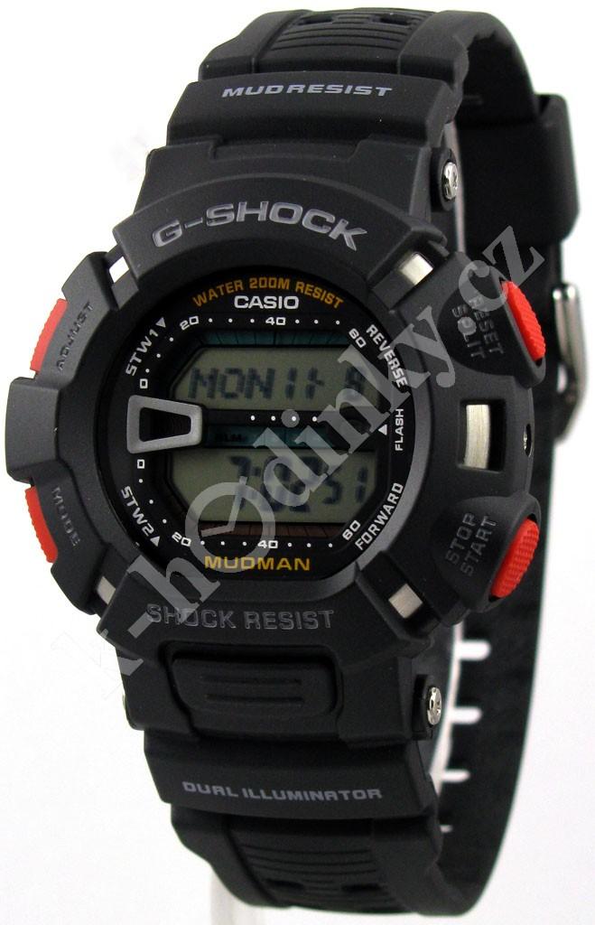 3749542cea3 Hodinky Casio G-Shock G 9000-1