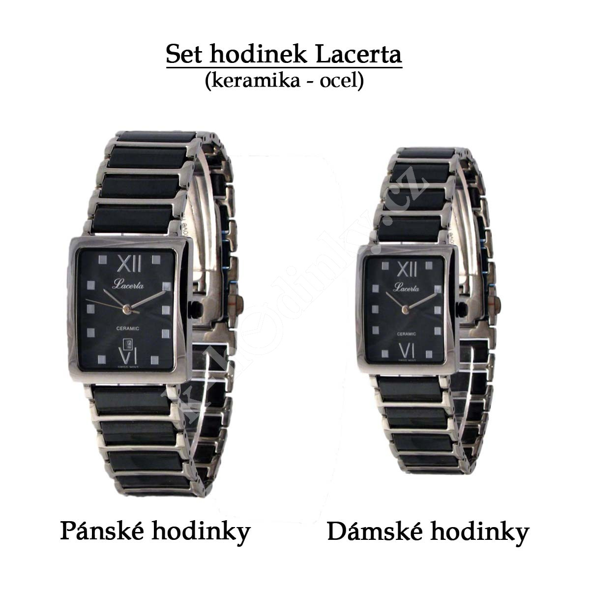 Dámské hodinky Lacerta 751 483 K1 - Hodinky Casio a Citizen 6d606173a1
